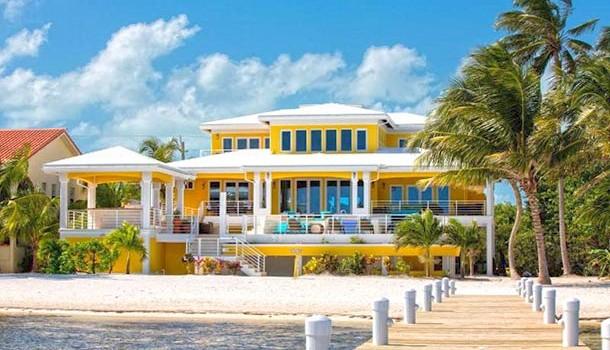San-Pedro-Belize-Beach-House-610x350