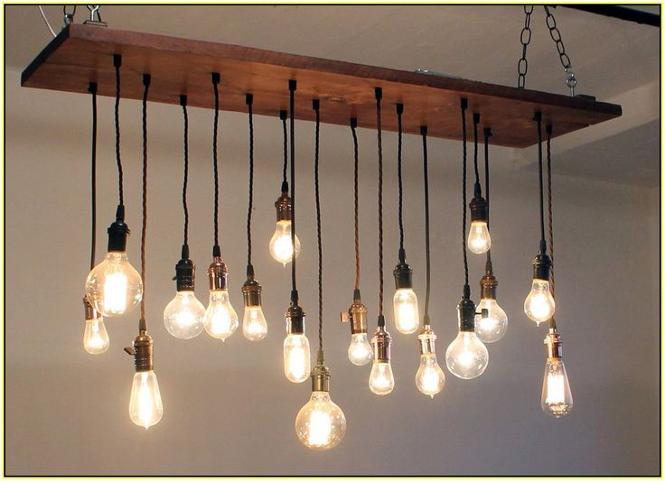 Vintage Edison Bulbs And Cool Lamps Are Most Highlighted