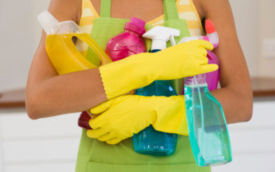 Handy Steps to Success for Your Spring Cleaning
