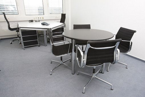 Office Furniture Enhances Productivity