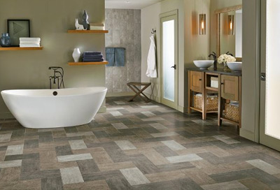 The Best Flooring Options for Your Bathroom