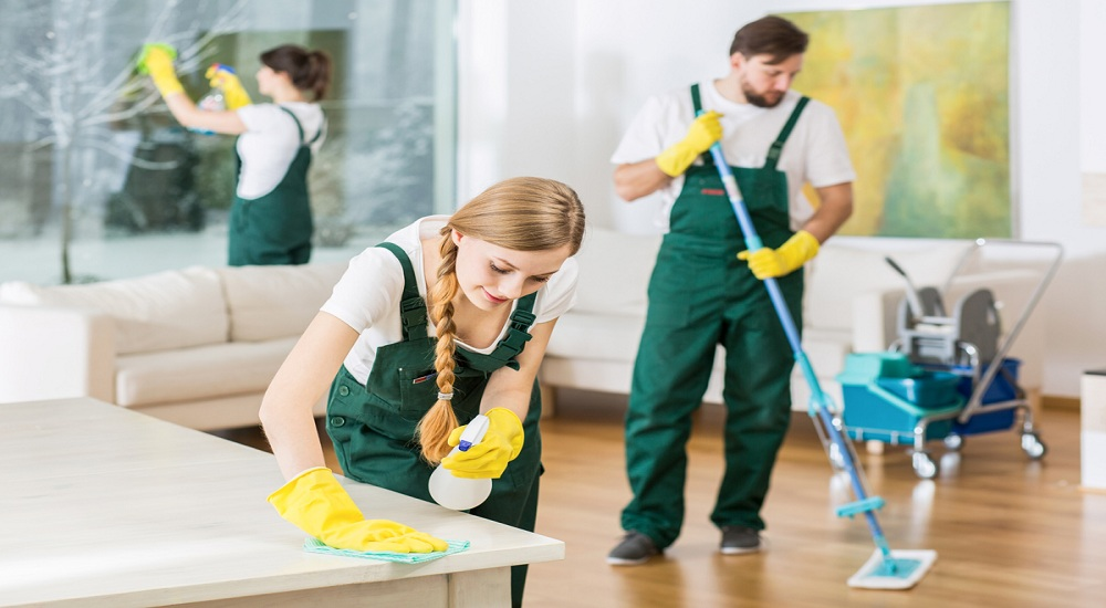 Points to Consider While Opting for a Cleaning Contractor